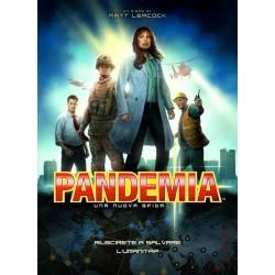 Jeu de plateau de pandémie...