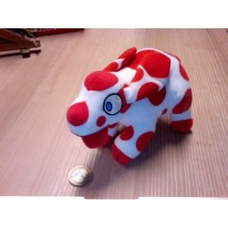 Pimpa soft toy 16 cm peluche