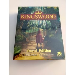 KINGSWOOD ROYAL EDITION...