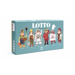 LOTTO i want to be LONDJI...