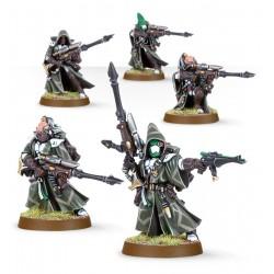 ELDAR RANGERS 5 miniature...