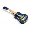 CHITARRA ANIMAMBO 6 note IN LEGNO blu DJECO con corde in metallo DJ06024 età 4+