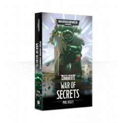 WAR OF SECRETS space marine...
