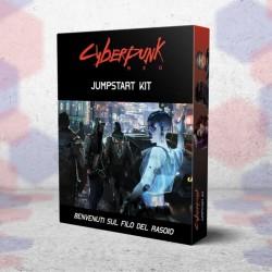 CYBERPUNK RED jumpstart kit...