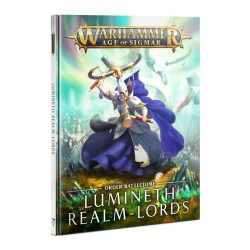 LUMINETH REALM LORDS BATTLETOME in italiano manuale regolamento Warhammer Age of Sigmar Games Workshop - 1
