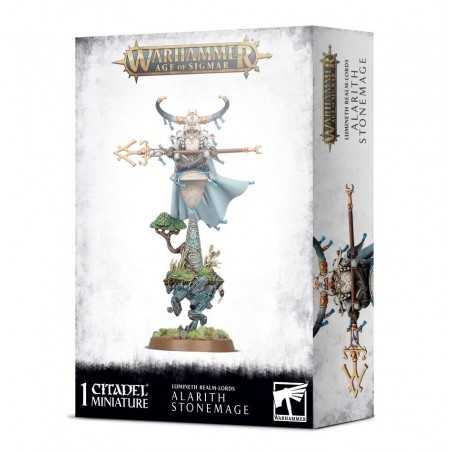ALARITH STONEMAGE Lumineth Realm Lords Warhammer Age of Sigmar miniature