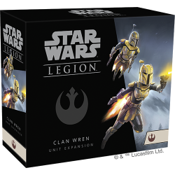 CLAN WREN espansione STAR...