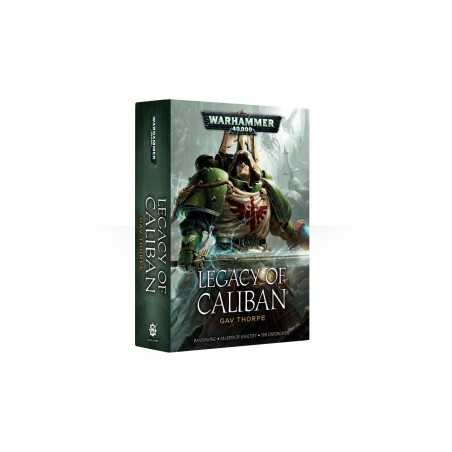 LEGACY OF CALIBAN gav thorpe BLACK LIBRARY libro IN INGLESE warhammer 40k OMNIBUS