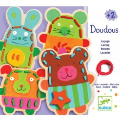 CORDA DOUDOU Wooden Game of...