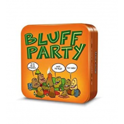 BLUFF PARTY party game...