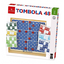 TOMBOLA 48 in legno DAL...
