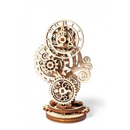 STEAMPUNK CLOCK orologio UGEARS u gears COSTRUZIONI 3D età 14+