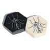 ZANZARA espansione per HIVE gioco da tavolo GHENOS GAMES the mosquito 2 PEZZI età 9+