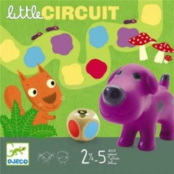 LITTLE CIRCUIT by DJECO...