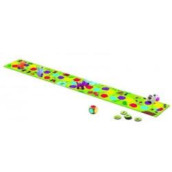 LITTLE CIRCUIT by DJECO semplice gioco di percorso x 2-4 gioc. età 2-5 DJ08550 Djeco - 2