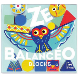 ZE BALANCEO blocks DJECO in...