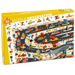 PUZZLE observation RALLY...