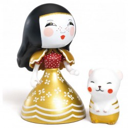 MONA & MOON miniature in...