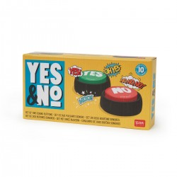 YES & NO set di 2 pulsanti...