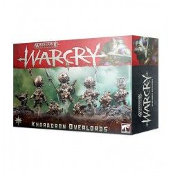 WARCRY KHARADRON OVERLORDS...