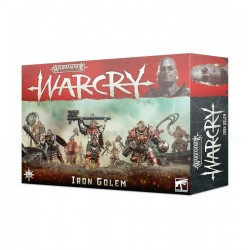 WARCRY IRON GOLEM in...