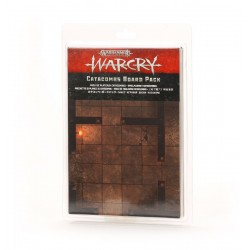WARCRY CATACOMBS BOARD PACK...
