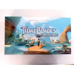 TIBAL BLADES deluxe edition...