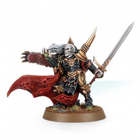VAMPIRE LORD Hero Miniature Warhammer Undead Citadel Finecast
