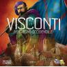 VISCONTI DEL REGNO OCCIDENTALE in italiano GIOCO DA TAVOLO ghenos games GESTIONALE età 12+