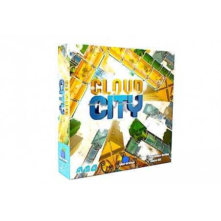CLOUD CITY edizione multilingue GIOCO DI SOCIETA' in italiano OLIPHANTE 2 nuvole CITTA' età 10+