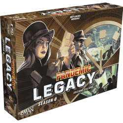 PANDEMIC LEGACY SEASON 0 in...