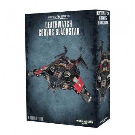 CORVUS BLACKSTAR DEATHWATCH flying vehicle Warhammer 40000