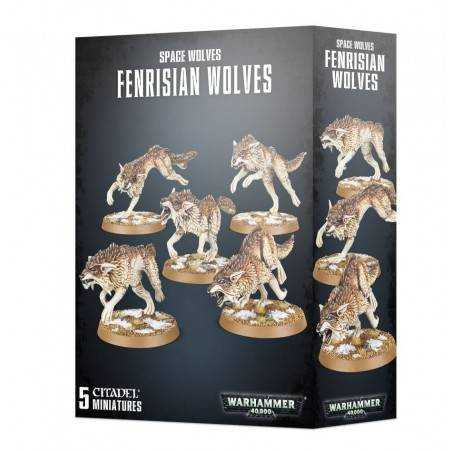 BRANCO DI LUPI FENRISIANI Space Wolves Games Workshop 40K WARHAMMER 40000 CITADEL