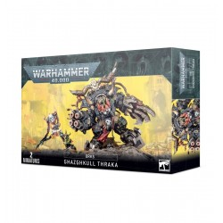 GHAZGHKULL THRAKA Ork Boss Warhammer 40000 2 miniatures Games Workshop - 1