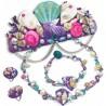 NEBULOUS STARS crea gioielli BARRIERA CORALLINA kit artistico CORALIA età 7+