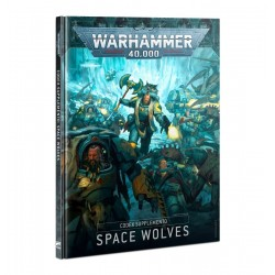 CODEX SPACE WOLVES in...