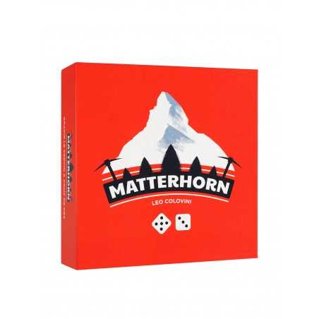 MATTERHORN party game HELVETIQ in italiano MONTAGNA gioco da tavolo CERVINO età 8+