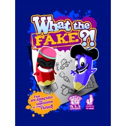 WHAT THE FAKE party game IN...