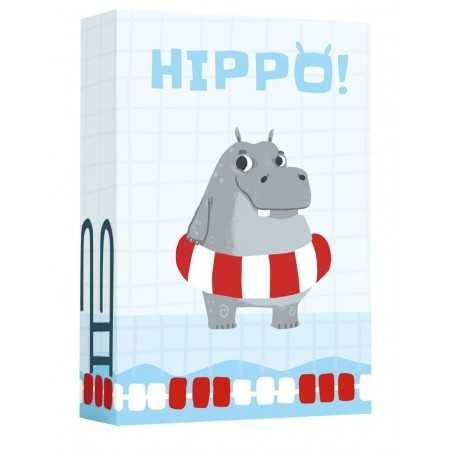HIPPO gioco da tavolo IN ITALIANO helvetiq PARTY GAME in piscina MULTILINGUE età 6+