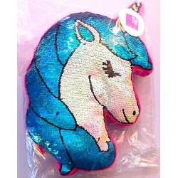 CUSCINO pillow UNICORNO...