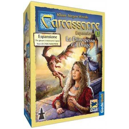 Carcassonne: la Principessa e il Drago espansione