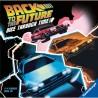 BACK TO THE FUTURE in italiano DICE THROUGH TIME ravensburger RITORNO AL FUTURO gioco da tavolo FILM età 10+