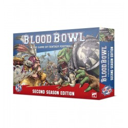 BLOOD BOWL second season...