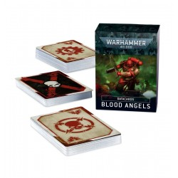 BLOOD ANGELS DATA CARDS...