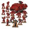 PATTUGLIA BLOOD ANGELS COMBAT PATROL Warhammer 40000 15 miniatures
