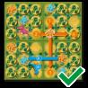 JURASSIC BRUNCH in italiano DINOSAURI gioco UNO CONTRO UNO 11 miniature PLAYA GAME EDIZIONI età 7+