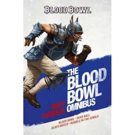 THE BLOOD BOWL OMNIBUS warhammer BLACK LIBRARY libro IN INGLESE 4 novels MATT FORBECK