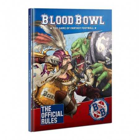 BLOOD BOWL the official rules MANUALE games workshop CITADEL in inglese REGOLE età 12+