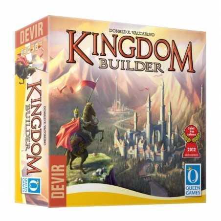 KINGDOM BUILDER edizione DEVIR multilingua con italiano