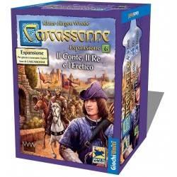 Carcassonne: Graf, König...